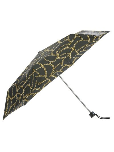 Chain print umbrella