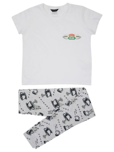 Teen Central Perk Friends pyjamas