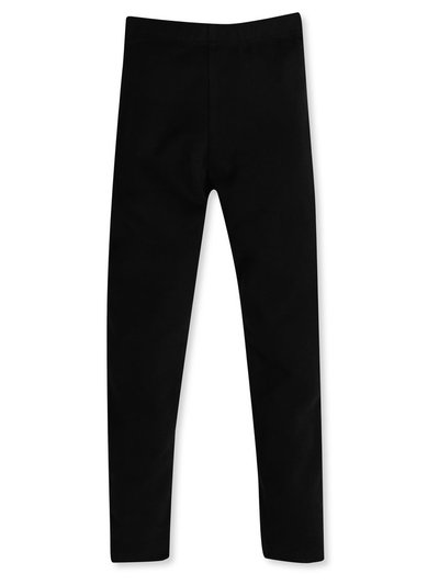 Black leggings (3-12yrs)
