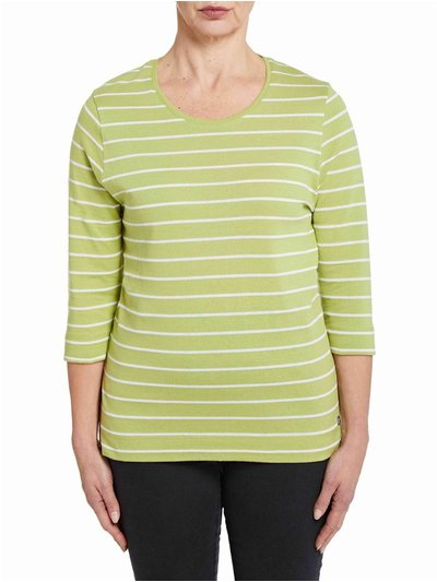Penny Plain stripe top