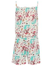 Mermaid playsuit pyjamas