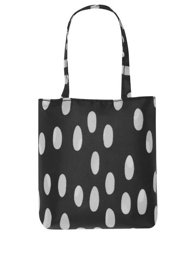 Totes spot print folding shopping bag