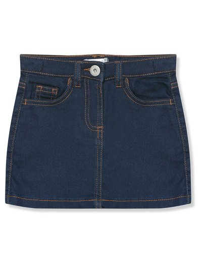 Denim skirt (3-12yrs)