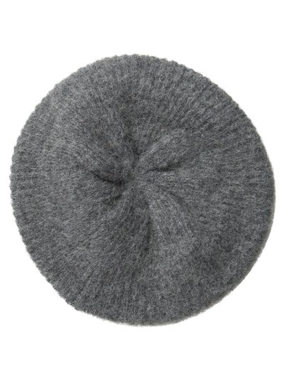 Pieces wool beret