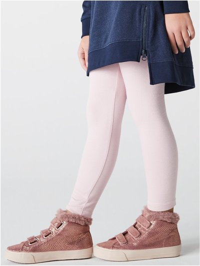 Navy leggings (3-12yrs)