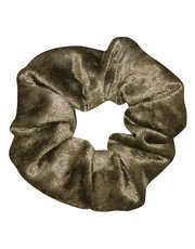 Teen velour scrunchie