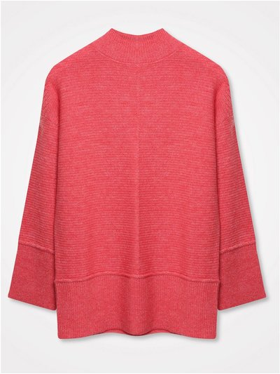 Khost Clothing ribbed seam jumper