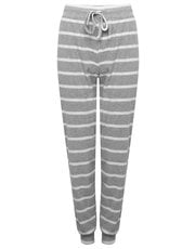 Stripe towelling lounge joggers