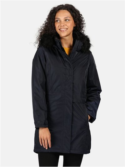Lexis Waterproof Insulated Fur Trimmed Parka