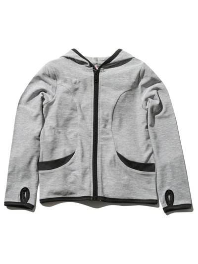 Sports zip up hoodie (3-12yrs)