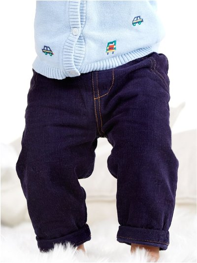 Cord trousers (Newborn - 18mths)