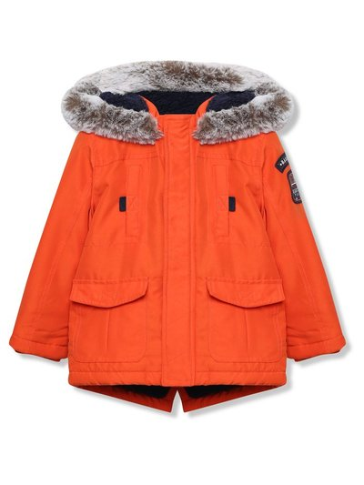 Parka jacket (9mths-5yrs)