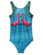 Flamingo swimsuit (3-12yrs)