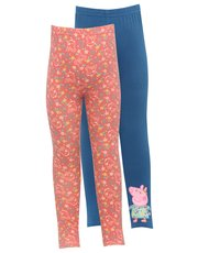 Peppa Pig leggings two pack