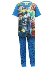 Lego Batman slogan pyjamas