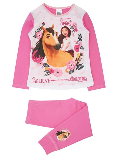 Spirit Riding Free pyjamas (4-10yrs)