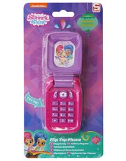 Shimmer and Shine flip phone toy