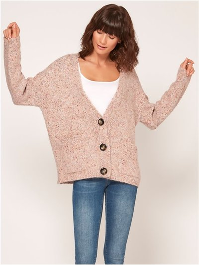 Ovesized cardigan