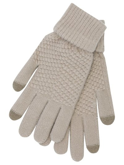 Knitted magic gloves
