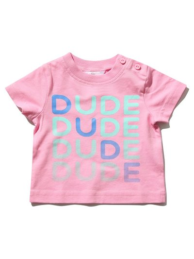 Slogan dude t-shirt (0mths-4yrs)