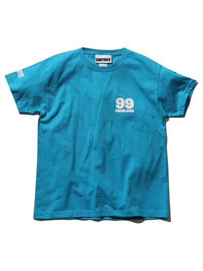Fortnite 99 problems t-shirt