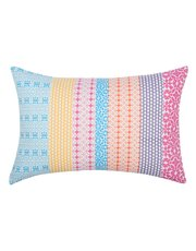 Patterned Stripe Cushion