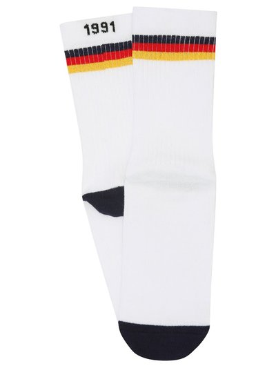 Teen sport stripe socks