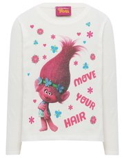Trolls move your hair top