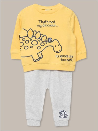 That's Not My sweatshirt and joggers set (Tinybaby-24mths)