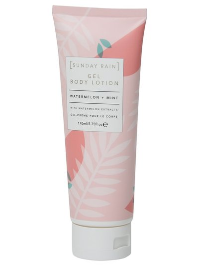 Sunday Rain gel body lotion