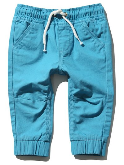 Cuffed jogger trousers (9mths-5yrs)