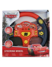 Cars toy steering wheel