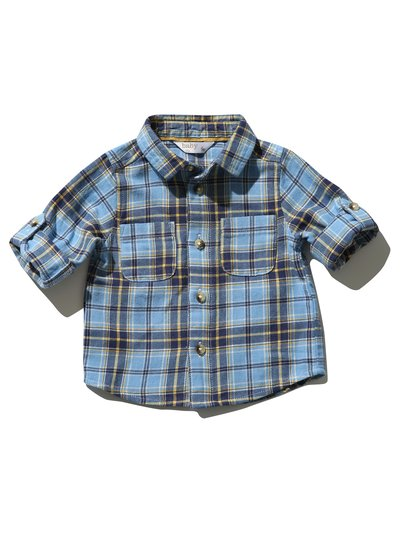 Check shirt (0mths-4yrs)