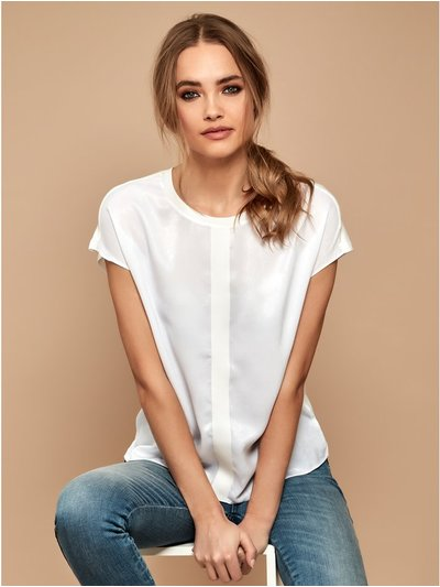 Sonder Studio pleat t-shirt