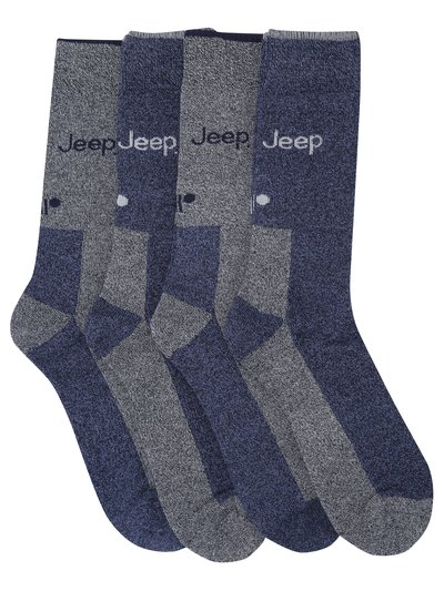 Jeep boot socks four pack