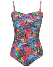 Tropicana tummy control multiway swimsuit