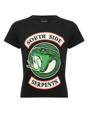 Teen Riverdale South Side slogan t-shirt