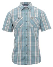 Brakeburn short sleeve checked shirt