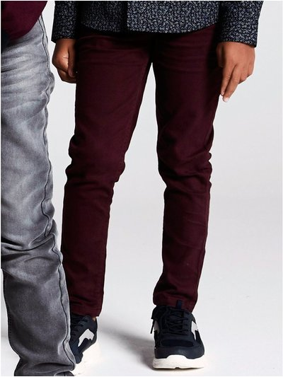 Coloured slim jeans (3 - 12 yrs)