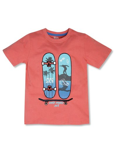 Skateboard t-shirt (3-12yrs)