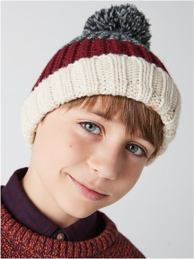 Striped hat (1-7yrs)
