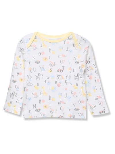 Alphabet t-shirt (Tiny baby - 18 mths)
