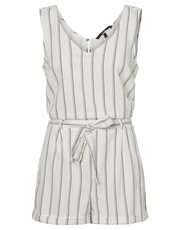 Vero Moda stripe playsuit