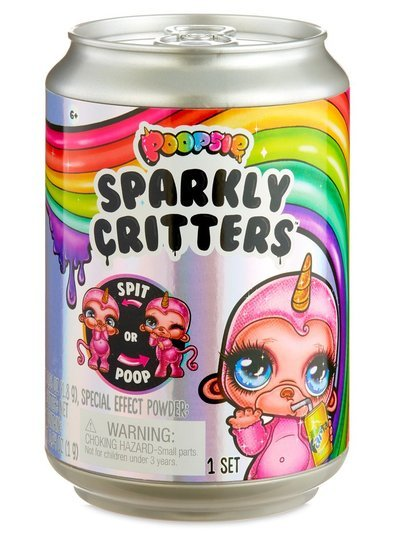 Poopsie sparkly critters collectable toy