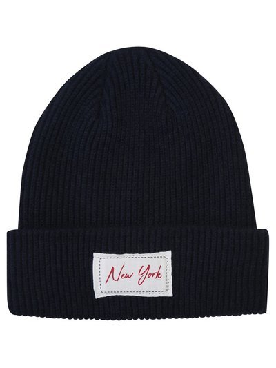 Teen New York beanie hat
