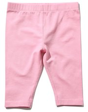 Plain pink leggings (0 mths - 4 yrs)