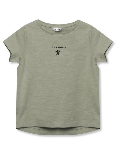 LA slogan t-shirt (3-12yrs)