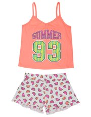 Teens' watermelon print pyjamas