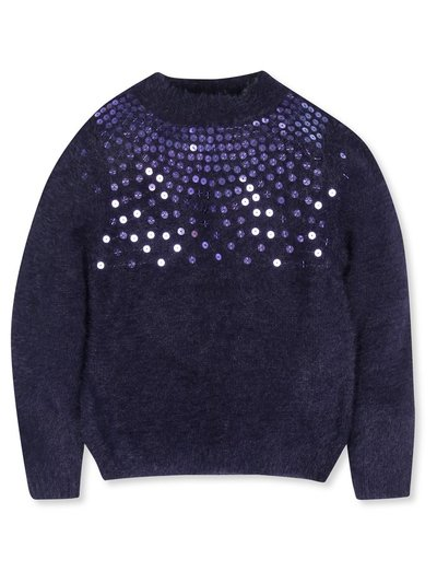 Sequin jumper (9mths-5yrs)