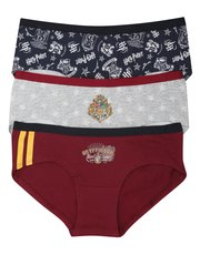 Harry Potter briefs three pack